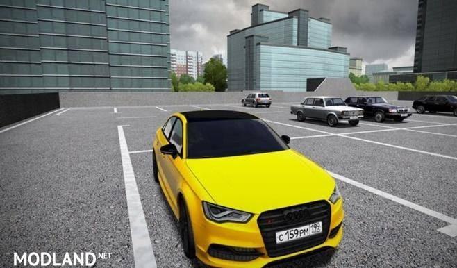 Audi S3 Sedan [1.5.8]